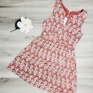 Joie Floral Print Esteva Dress NWT